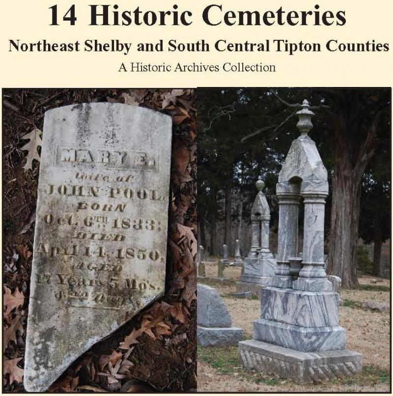 Cemeteries CD Cover
